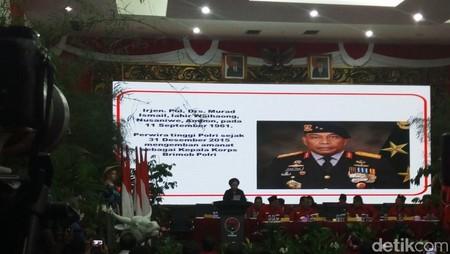 Irjen Murad Jadi Cagub Maluku, Polri: Bisa Mundur atau Pensiun Dini