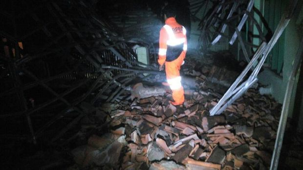 Total 2.935 Rumah Rusak di Jabar Akibat Gempa 6,9 SR