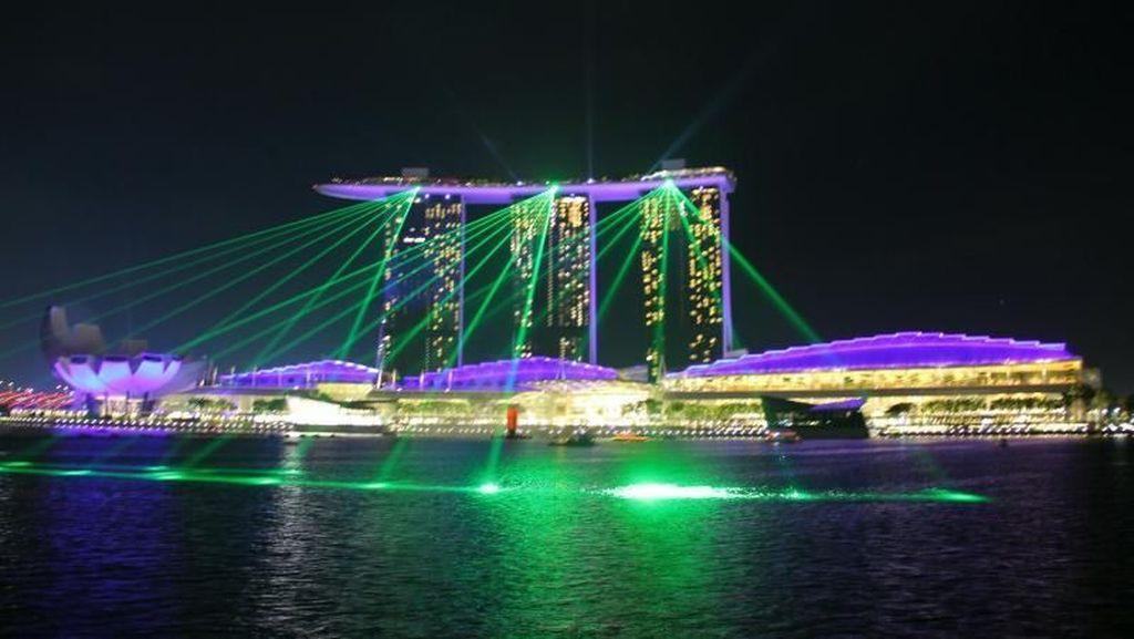 Tempat-tempat Foto Menarik di Singapura