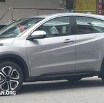 Honda Tertangkap Sedang Tes HR-V Terbaru