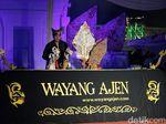 Wayang Ajen jadi Kado Kemenpar untuk HUT ke-246 Banyuwangi