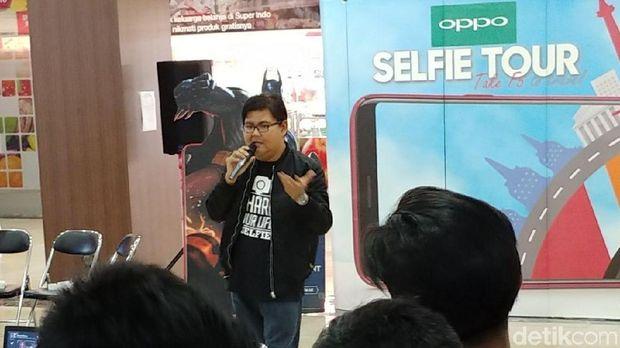 Aryo Meidianto, PR Manager Oppo Indonesia