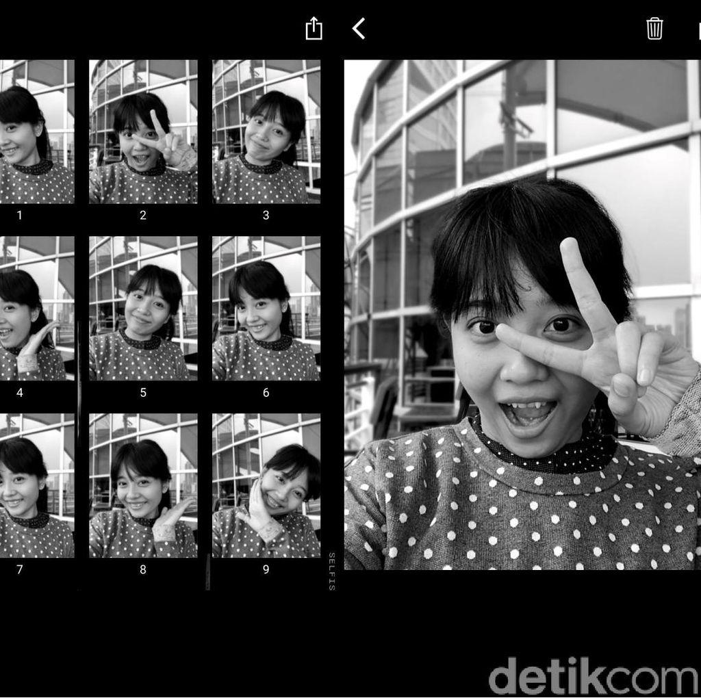 Menjajal Selfissimo!, Aplikasi Selfie Seru dari Google