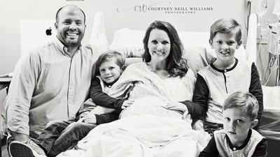 Si Kembar 6 Lahir, Pasangan Ini Resmi Punya 9 Anak