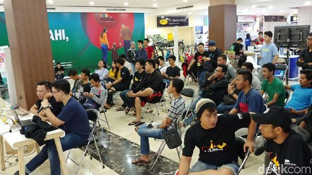 38 Tim Ramaikan Kompetisi Oppo F5 x AOV di Lampung