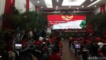 Tanaman Langka dan Politik Hijau di Pengumuman 4 Cagub-Cawagub PDIP
