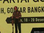 Jokowi Ungkap Grup-grup Besar di Golkar