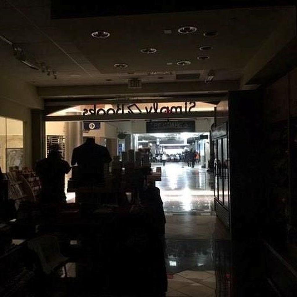 Saat Ribuan Orang Terjebak 11 Jam dalam Kegelapan di Bandara Atlanta