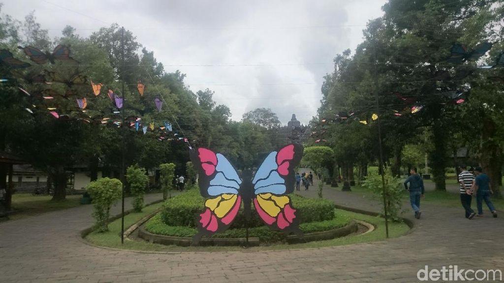Yang Baru di Borobudur dan Magelang Untuk Liburan Akhir Tahun