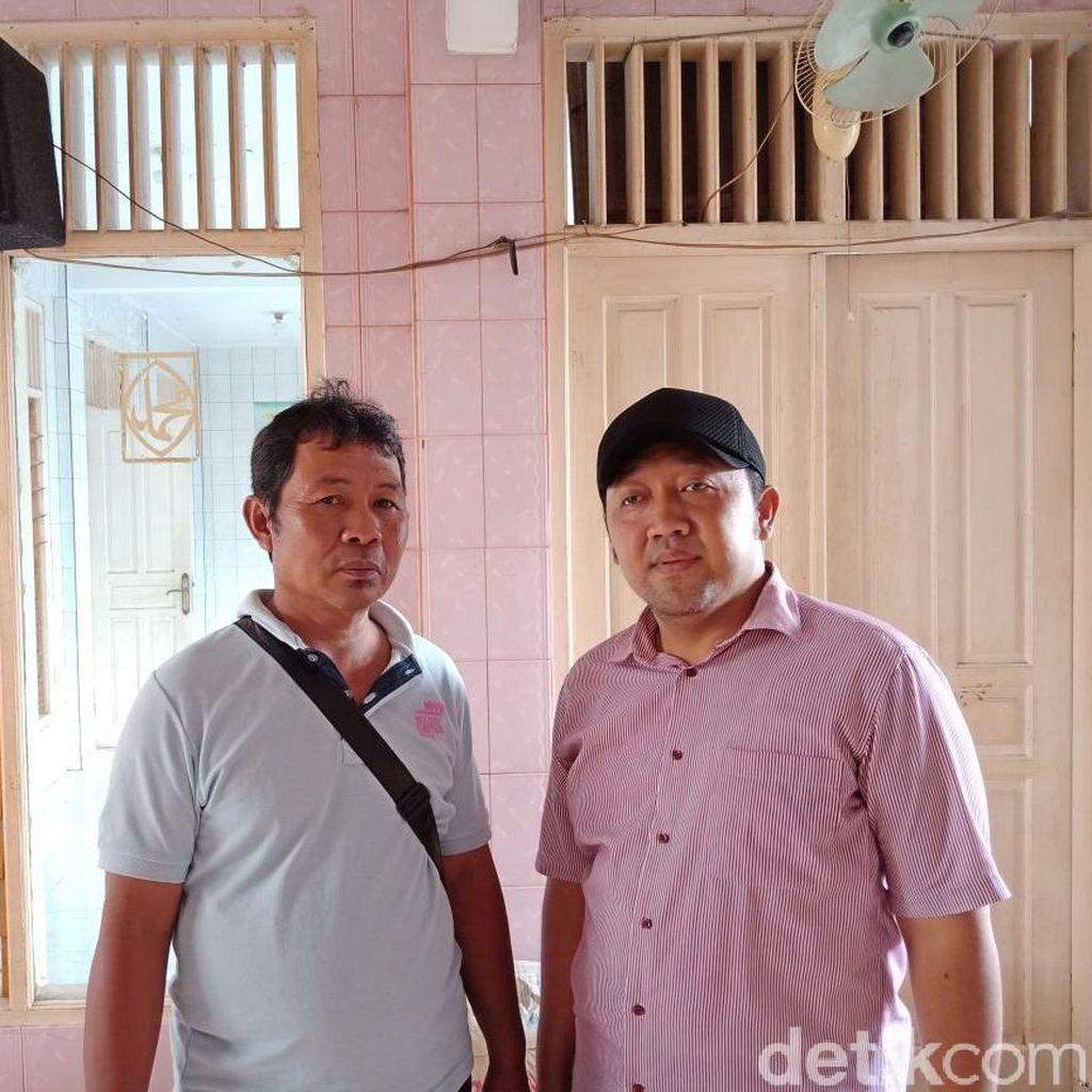 Warga Jati Padang Usul Tanggul Kali Pulo Dinamai Tanggul Baswedan