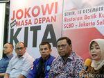 Survei PolMark: PDIP Masih Teratas, Golkar Disalip Gerindra