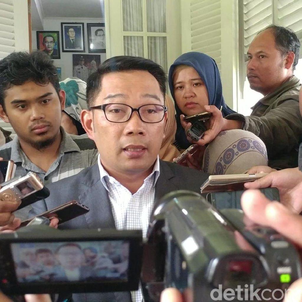 Golkar Cabut Dukungan, Ridwan Kamil: Insya Allah Ada Jalan