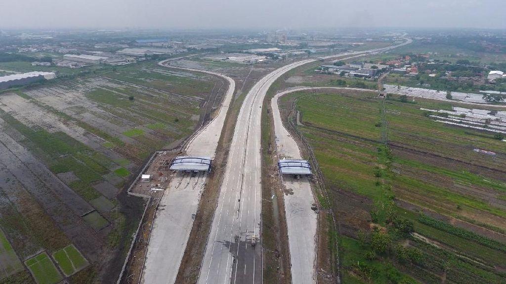 Diresmikan Jokowi, Tol Surabaya-Mojokerto Dibangun Sejak 2007