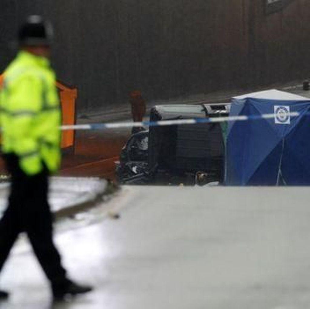 Kecelakaan Beruntun di London, 6 Orang Tewas