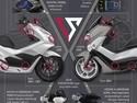 Honda PCX Lawan Yamaha Nmax