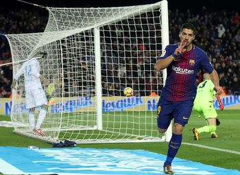 Gasak Deportivo, Barcelona Siap untuk El Clasico
