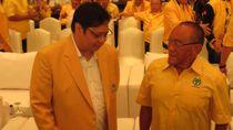 Ical Beri Kode Dukung Airlangga Jadi Cawapres Jokowi