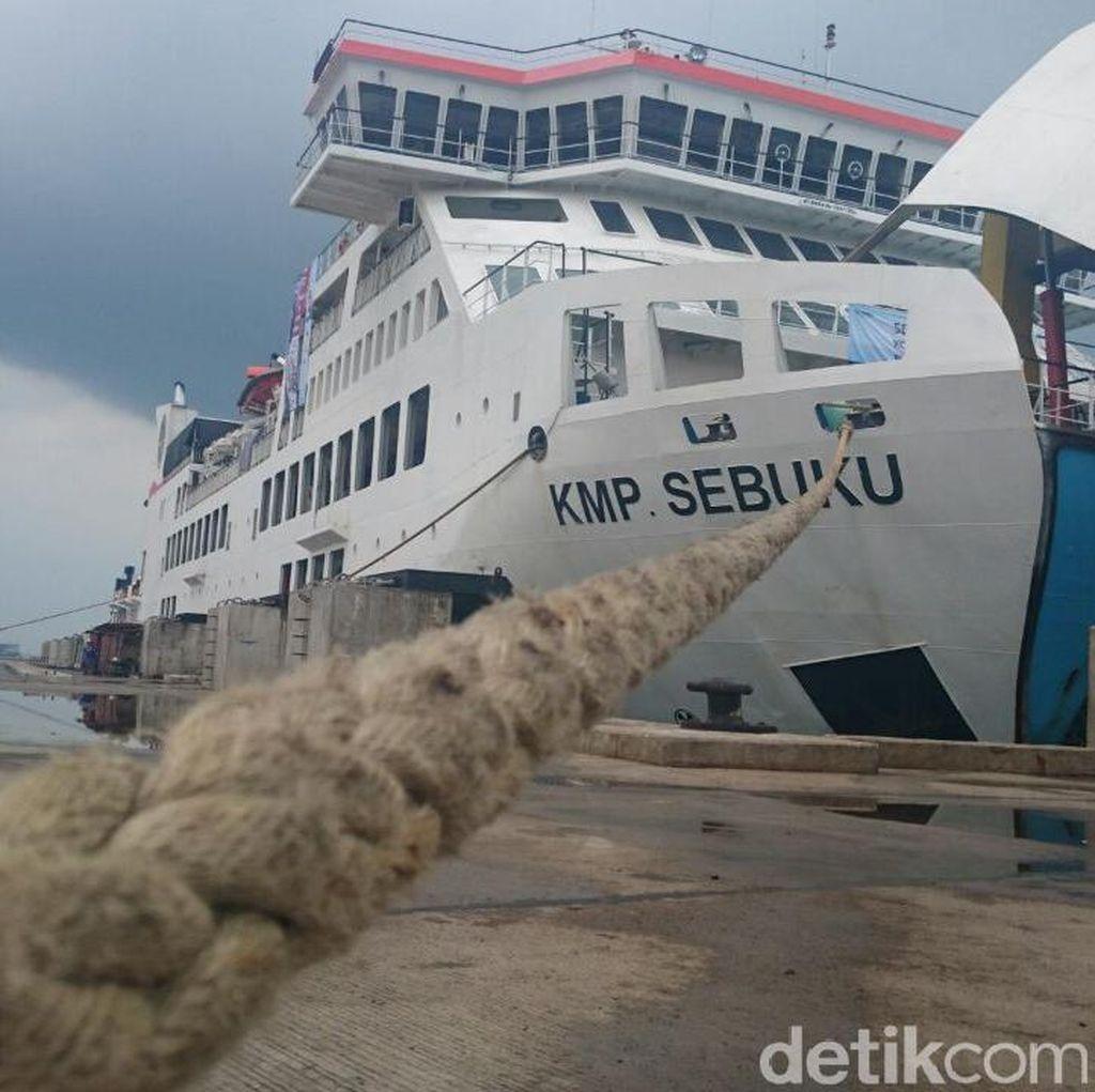 Libur Natal-Tahun Baru, 30 Kapal Disiapkan di Pelabuhan Merak