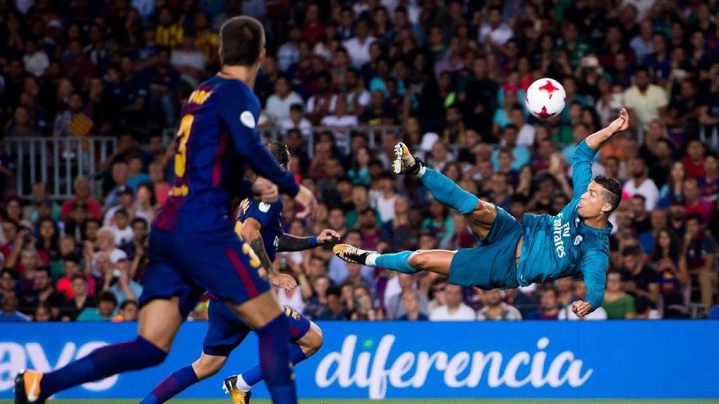 Ronaldo Minta Guard of Honour Saat El Clasico, Barca Menolak