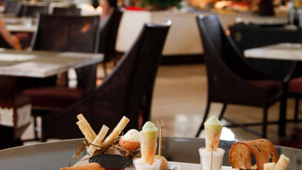 Rayakan Natal dengan Menu Gaya French Twist di Restoran Ini