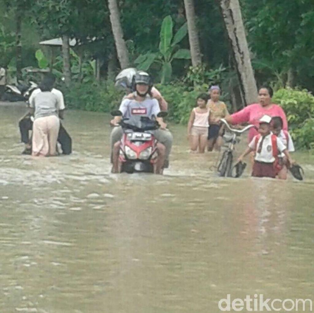 Banjir Mengepung 8 Desa di Purworejo