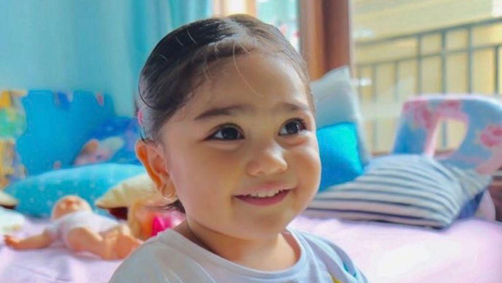 Si Lucu Ania, Anak dr Reisa yang akan Jadi Kakak
