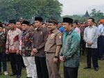 Viral Foto Sultan Berdiri di Belakang Grup Foto Jokowi, Ini Faktanya