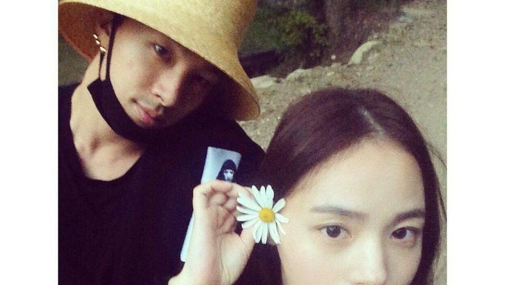 Nikah Februari, Taeyang dan Min Hyo Rin Foto Prewedding di Hawaii