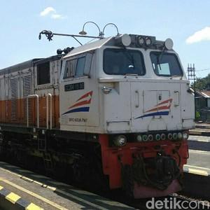 Jalur Kereta Losari-Tanjung Sudah Bisa Dilalui Kereta