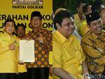 Melihat Lagi Kemesraan Novanto-Ridwan Kamil vs Airlangga-Dedi Mulyadi