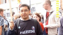 Throwback! Aksi Fadli Zon Bela Palestina di London 15 Tahun Lalu