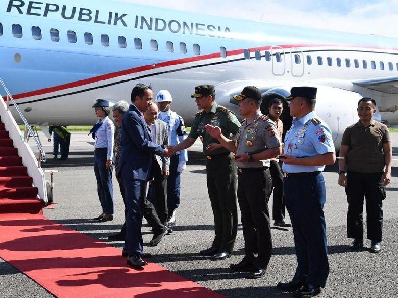 Jokowi Kunjungan Kerja ke 6 Provinsi, dari DIY sampai Papua