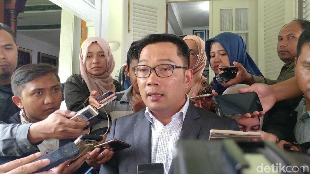 Rekomendasi Liburan Akhir Tahun di Bandung dari Ridwan Kamil