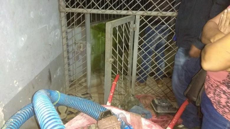 Gorok Terali, Ini Identitas 7 Tahanan yang Kabur dari LP di Sumut