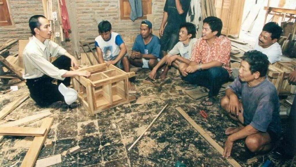 Tak Mau Teruskan Bisnis Mebel Jokowi, Ini Usaha Gibran dan Kaesang