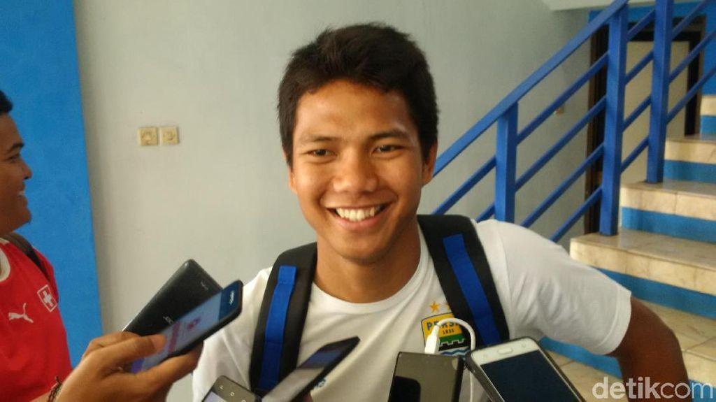 Achmad Jufriyanto Tegaskan Masih Setia dengan Persib