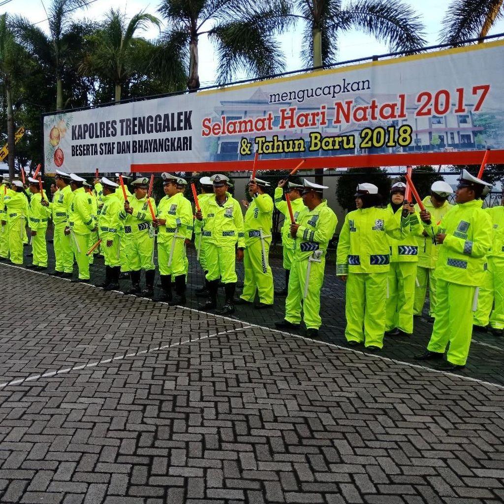 Polisi Siap Amankan Wisatawan di Trenggalek Selama Libur Panjang