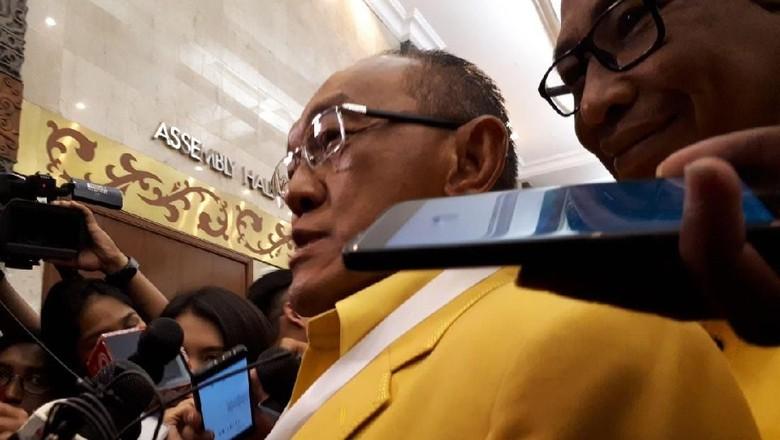 Ical Pastikan Tak Ada Aliran Uang e-KTP ke Rapimnas Golkar