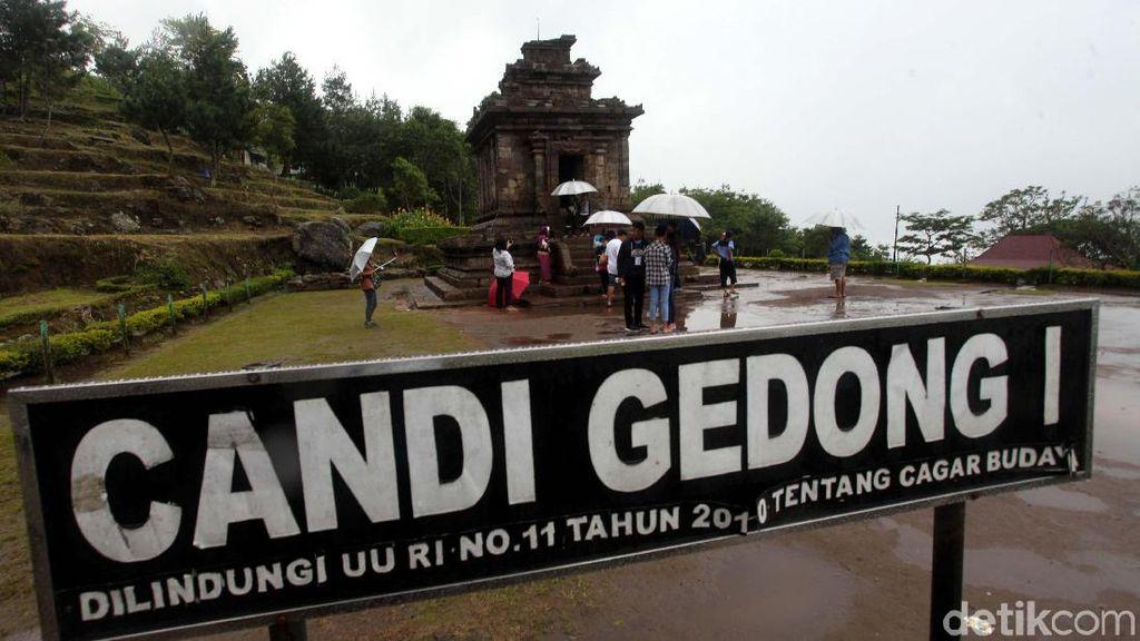 Menjelajah Wisata Alam Candi Gedong Songo