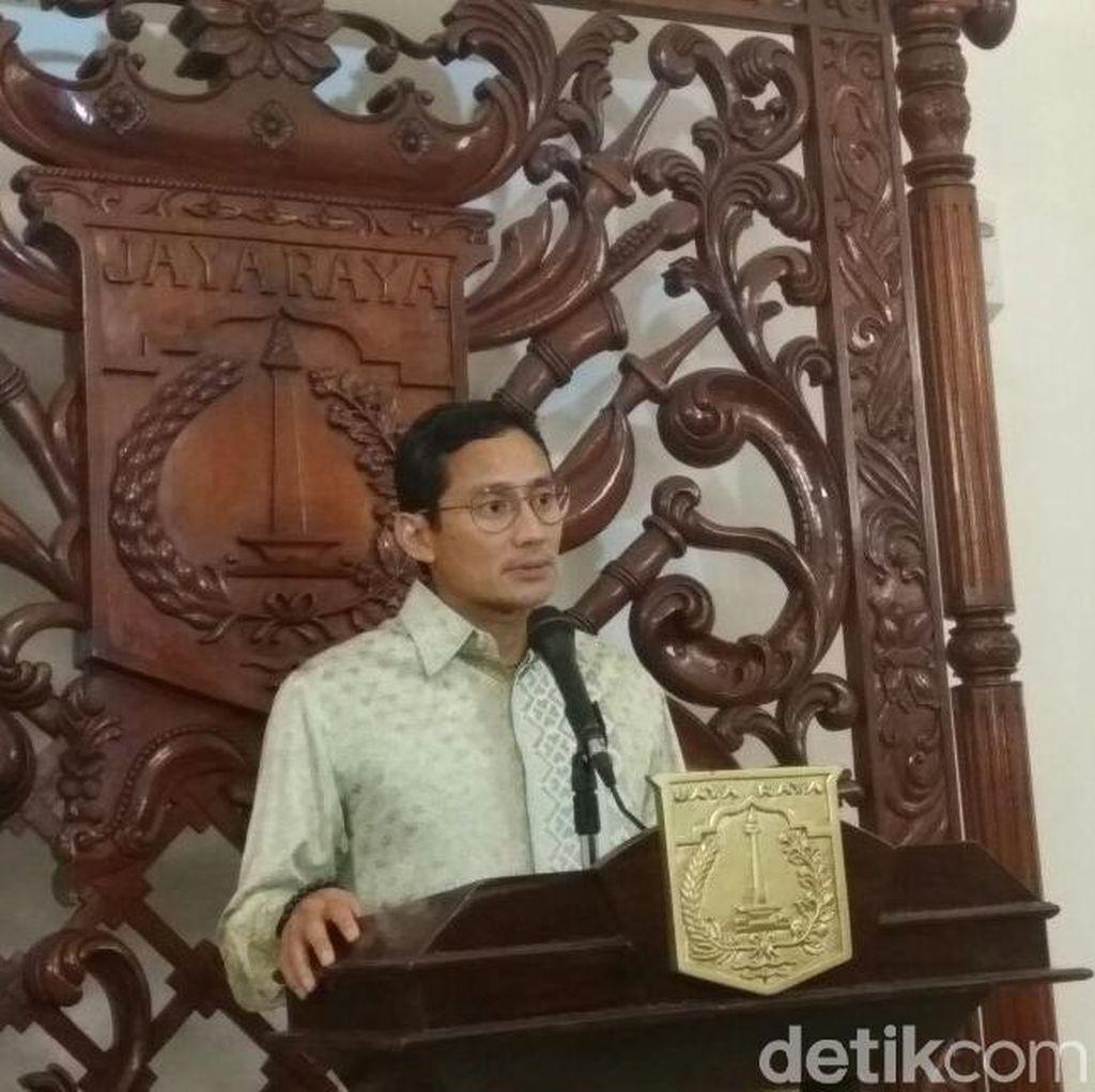 Bertemu CEO Gojek, Sandi Bahas Kerja Sama Berdayakan UMKM