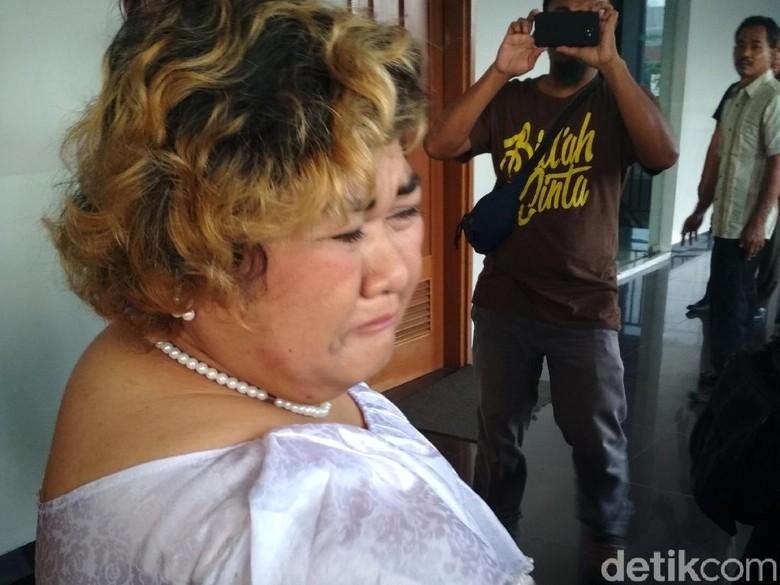Eksepsinya Ditolak Majelis Hakim, Pretty Asmara Ungkap Kekecewaannya