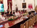 Jokowi Minta Masyarakat Dilibatkan Amankan Natal dan Tahun Baru