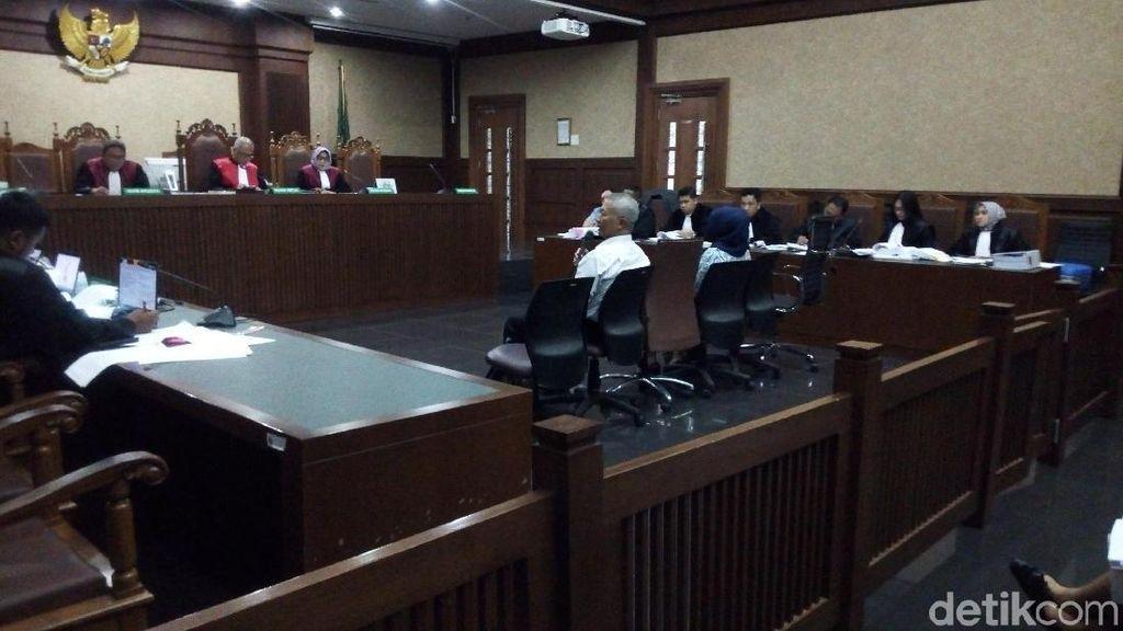 Ditanya Hakim, Dirjen Hubla Nonaktif Akui Terima Suap Rp 2,3 M