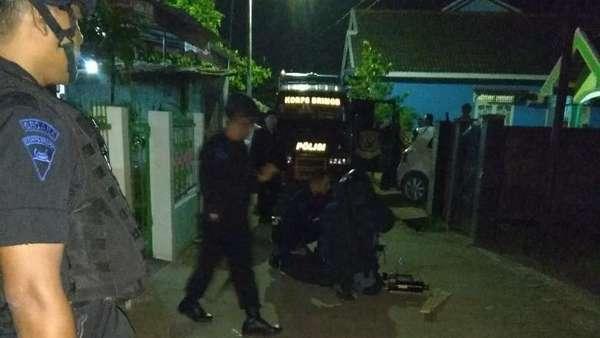 Koper Mencurigakan di Palembang Diledakkan Gegana, Ternyata Kosong