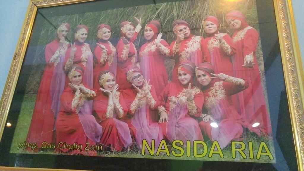 Nasida Ria, dari Tampil di Depan Raja Malaysia hingga ke Jerman