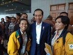 Puji dan Doa Jokowi untuk Mathilda-Dimitri yang Bakal Daki Everest