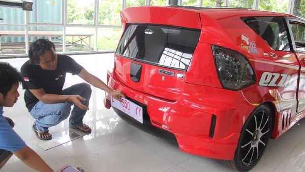 Ini Mobil Listrik yang akan Dijajal Jokowi Saat Peresmian Tol Sumo