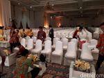 Bukan Sofa VVIP, Ini Kursi Pilihan Jokowi untuk Munaslub Golkar