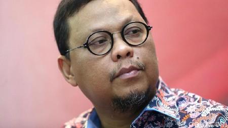Cagub Riau Lukman Edy Laporkan 3 Pesaingnya ke Bawaslu