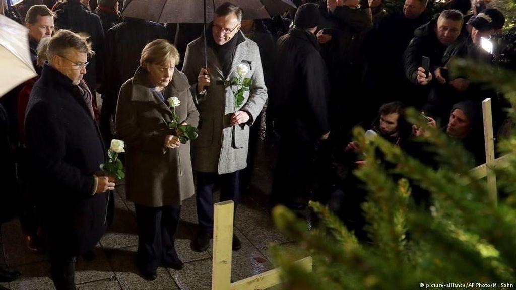 Setahun Serangan Teror Pasar Natal di Berlin: Dulu Kami Tak Siap